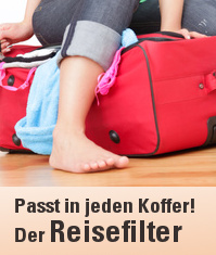 Wasserfilter Camping Reise