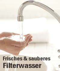 Trinkwasserfilter fürs Haus