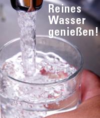Wasserfilter gegen Medikamente