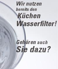 Trinkwasserfilter Carbonit Küche